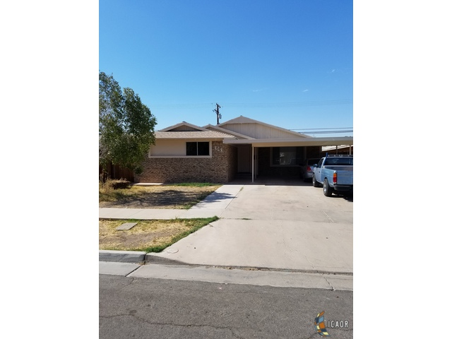Photo of 868 VINE ST, El Centro Imperial Valley Real Estate and Imperial Valley Homes for Sale