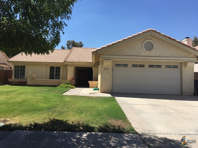 Photo of 2373 SANDALWOOD DR, El Centro Imperial Valley Real Estate and Imperial Valley Homes for Sale