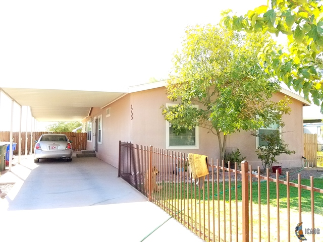 Photo of 1730 N MCDONALD ST, El Centro Imperial Valley Real Estate and Imperial Valley Homes for Sale