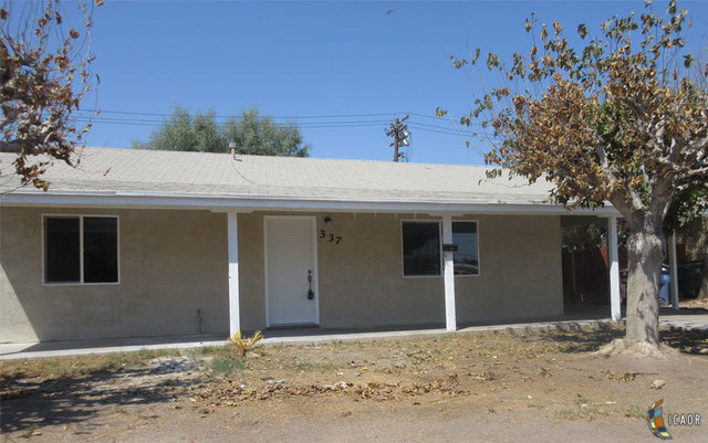 Photo of 337 A ST, Brawley Imperial Valley Real Estate and Imperial Valley Homes for Sale