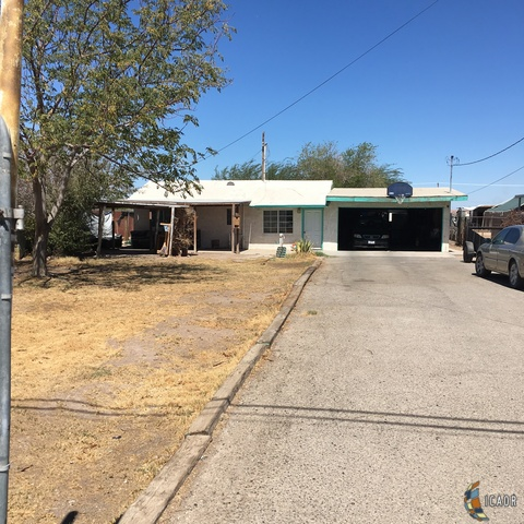 Photo of 1078 W EL DORADO AVE, El Centro Imperial Valley Real Estate and Imperial Valley Homes for Sale