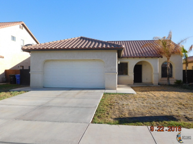 Photo of 927 MANZANITA DR, El Centro Imperial Valley Real Estate and Imperial Valley Homes for Sale