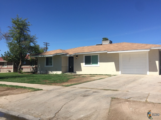 Photo of 1632 DESERT GARDENS DR, El Centro Imperial Valley Real Estate and Imperial Valley Homes for Sale