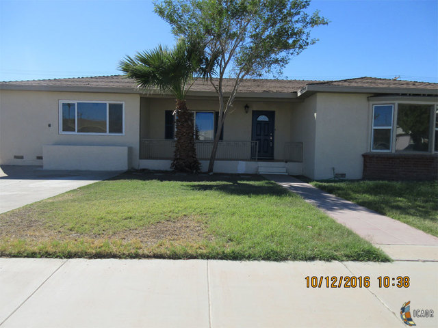 Photo of 859 W HAMILTON AVE, El Centro Imperial Valley Real Estate and Imperial Valley Homes for Sale