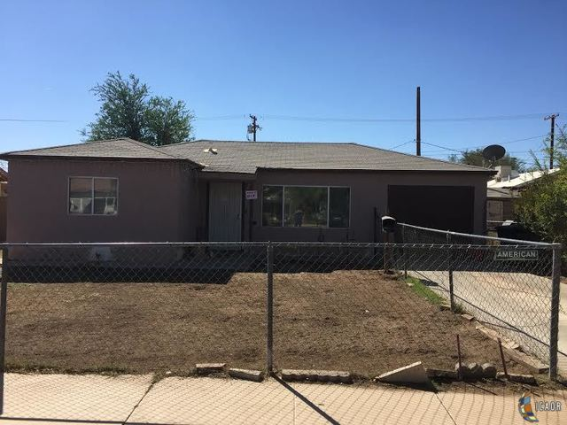 Photo of 583 W HAMILTON AVE, El Centro Imperial Valley Real Estate and Imperial Valley Homes for Sale