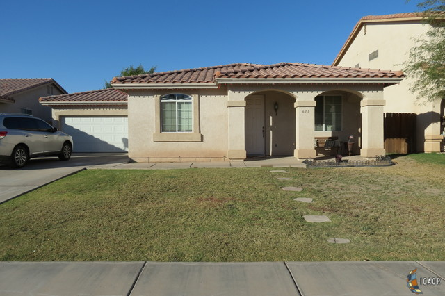 Photo of 611 SILVERWOOD ST, Imperial Imperial Valley Real Estate and Imperial Valley Homes for Sale