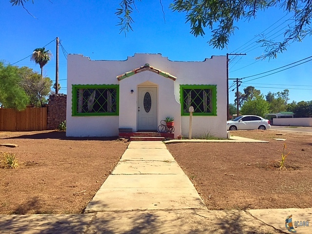 Photo of 1081 VINE ST, El Centro Imperial Valley Real Estate and Imperial Valley Homes for Sale