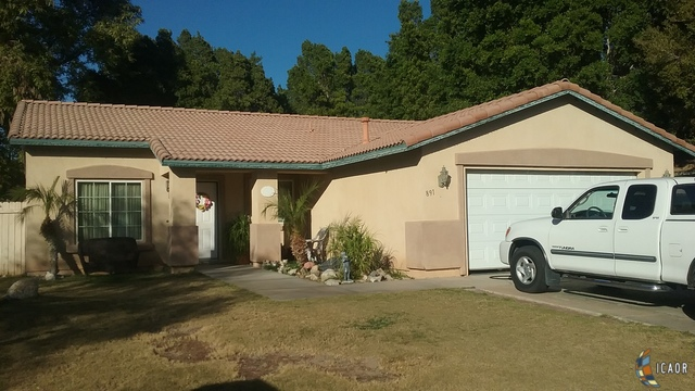 Photo of 891 FLAMMANG AVE, Brawley Imperial Valley Real Estate and Imperial Valley Homes for Sale
