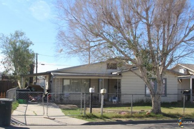 Photo of 711 WOODWARD AVE, El Centro Imperial Valley Real Estate and Imperial Valley Homes for Sale