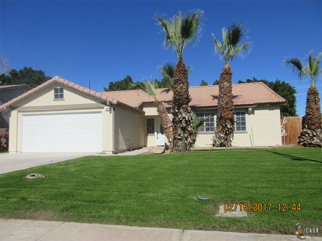 Photo of 819 JENNIFER ST, Brawley Imperial Valley Real Estate and Imperial Valley Homes for Sale