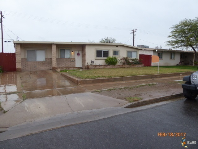 Photo of 525 WESTWIND DR, El Centro Imperial Valley Real Estate and Imperial Valley Homes for Sale