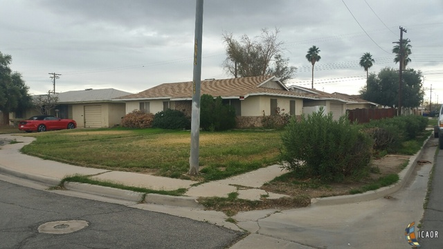 Photo of 1591 DESERT GARDENS DR, El Centro Imperial Valley Real Estate and Imperial Valley Homes for Sale