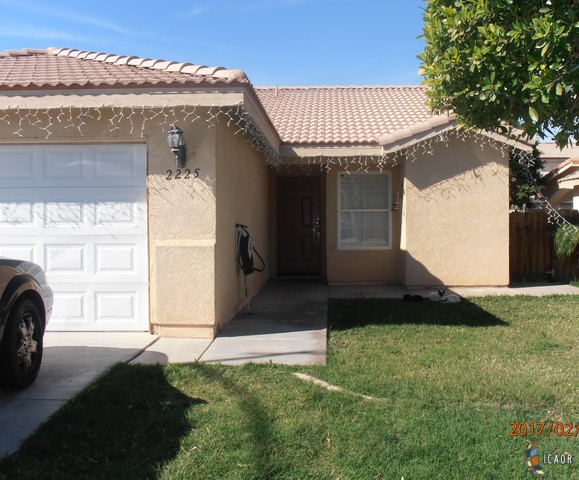Photo of 2225 A TIRADO AVE, Calexico Imperial Valley Real Estate and Imperial Valley Homes for Sale