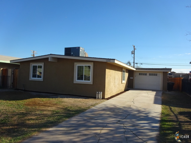 Photo of 1231 WOODWARD AVE, El Centro Imperial Valley Real Estate and Imperial Valley Homes for Sale