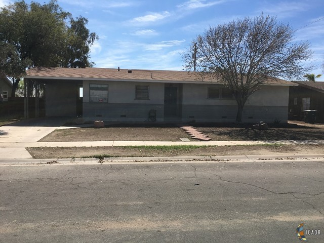 Photo of 1549 W ELM AVE, El Centro Imperial Valley Real Estate and Imperial Valley Homes for Sale