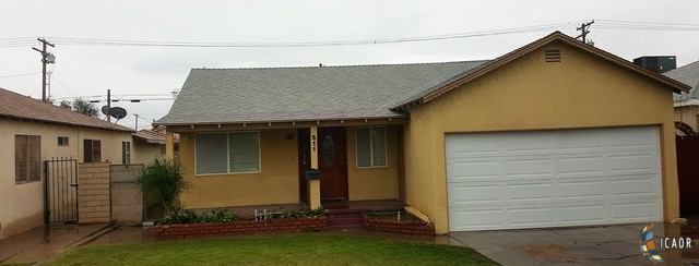 Photo of 511 WOODWARD AVE, El Centro Imperial Valley Real Estate and Imperial Valley Homes for Sale