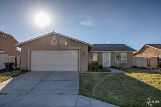 Photo of 1169 PECAN ST, Brawley Imperial Valley Real Estate and Imperial Valley Homes for Sale