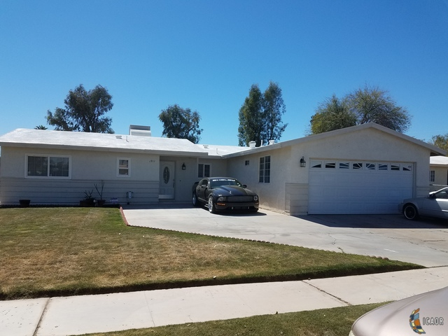 Photo of 1911 SMOKETREE DR, El Centro Imperial Valley Real Estate and Imperial Valley Homes for Sale