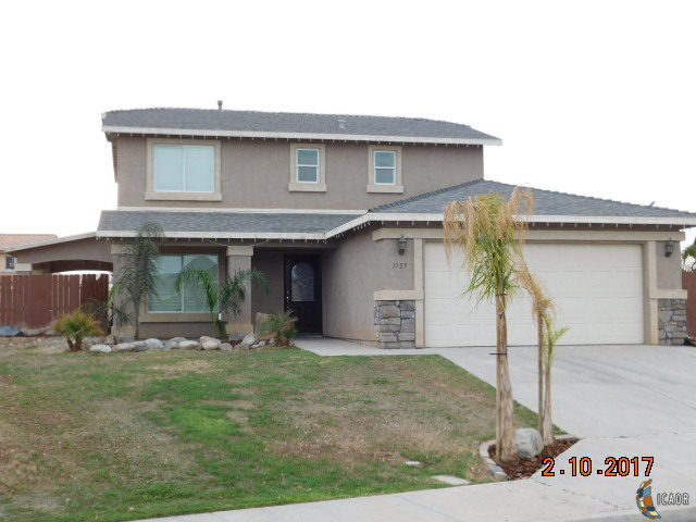 Photo of 1125 PECAN ST, Brawley Imperial Valley Real Estate and Imperial Valley Homes for Sale