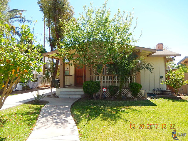Photo of 627 WENSLEY AVE, El Centro Imperial Valley Real Estate and Imperial Valley Homes for Sale