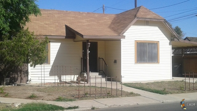 Photo of 1115 S 6TH ST, El Centro Imperial Valley Real Estate and Imperial Valley Homes for Sale