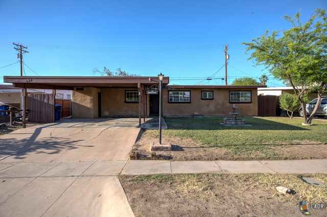 Photo of 454 SMOKETREE DR, El Centro Imperial Valley Real Estate and Imperial Valley Homes for Sale