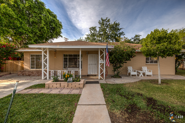 Photo of 1500 VINE ST, El Centro Imperial Valley Real Estate and Imperial Valley Homes for Sale