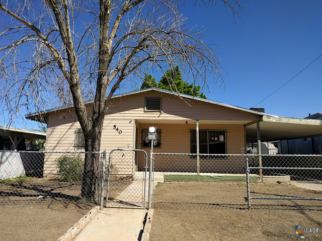 Photo of 540 PALO VERDE AVE, Holtville Imperial Valley Real Estate and Imperial Valley Homes for Sale