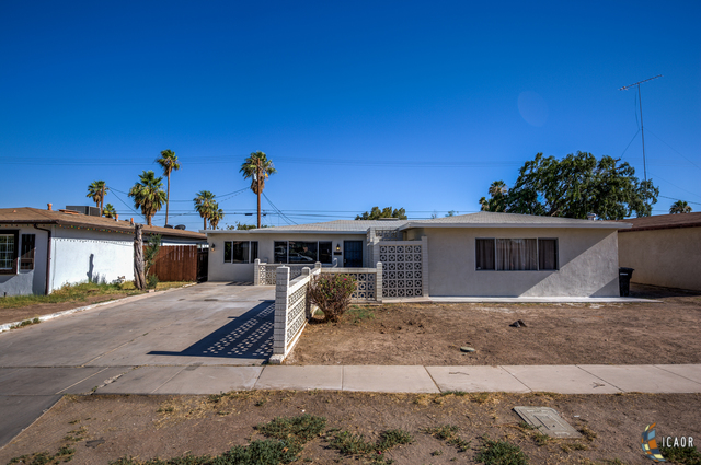 Photo of 695 TANGERINE DR, El Centro Imperial Valley Real Estate and Imperial Valley Homes for Sale