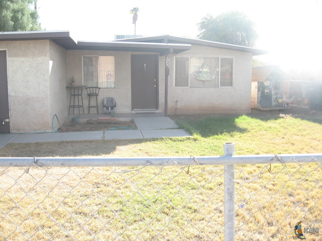 Photo of 205 W HAMILTON AVE, El Centro Imperial Valley Real Estate and Imperial Valley Homes for Sale