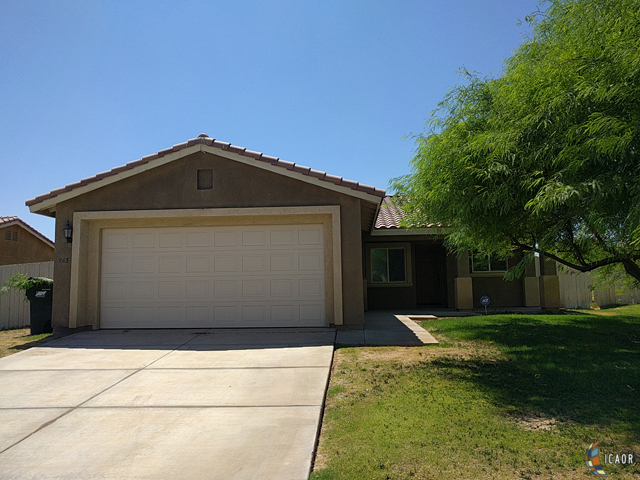 Photo of 965 A MONGE CT, Calexico Imperial Valley Real Estate and Imperial Valley Homes for Sale