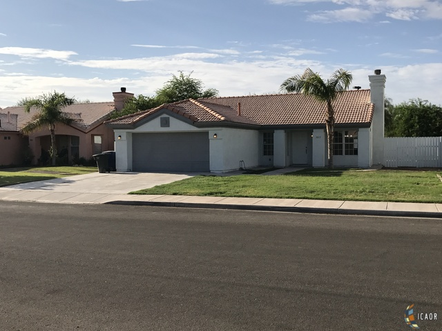 Photo of 1013 CABANA ST, Calexico Imperial Valley Real Estate and Imperial Valley Homes for Sale