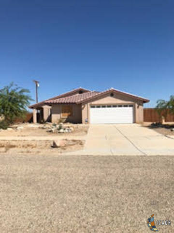 Photo of 1364 FILLMORE AVE, Salton City Imperial Valley Real Estate and Imperial Valley Homes for Sale