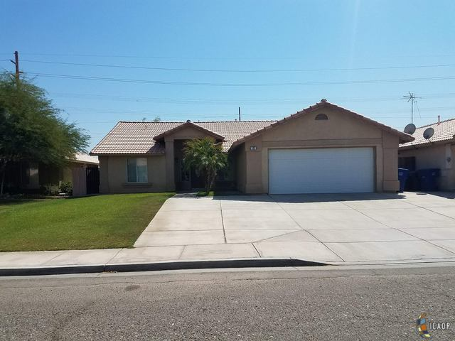 Photo of 632 YUCCA ST, Imperial Imperial Valley Real Estate and Imperial Valley Homes for Sale