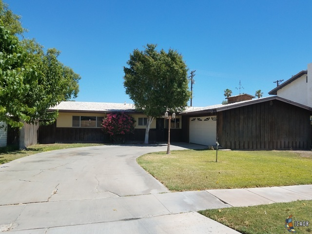 Photo of 636 YUCCA DR, El Centro Imperial Valley Real Estate and Imperial Valley Homes for Sale