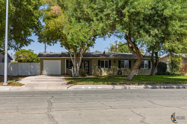 Photo of 489 W B ST, Brawley Imperial Valley Real Estate and Imperial Valley Homes for Sale