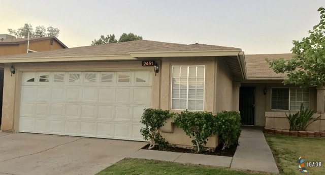 Photo of 2451 W STATE ST, El Centro Imperial Valley Real Estate and Imperial Valley Homes for Sale