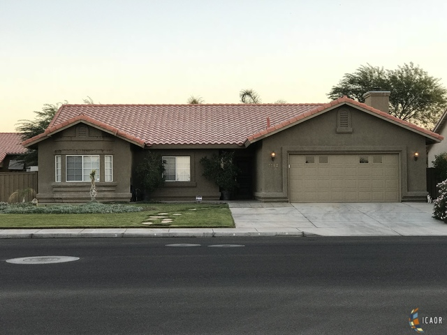 Photo of 1182 SAPPHIRE ST, Calexico Imperial Valley Real Estate and Imperial Valley Homes for Sale