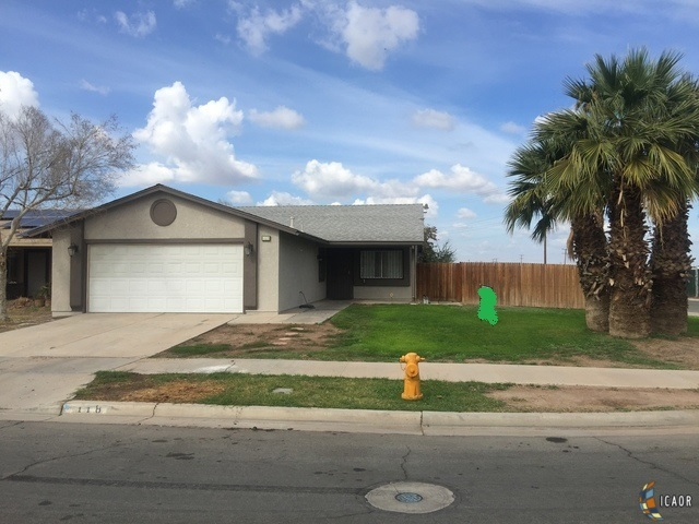 Photo of 118 SMOKETREE DR, El Centro Imperial Valley Real Estate and Imperial Valley Homes for Sale