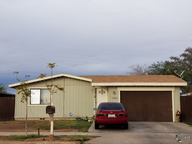 Photo of 1214 N 18TH ST, El Centro Imperial Valley Real Estate and Imperial Valley Homes for Sale