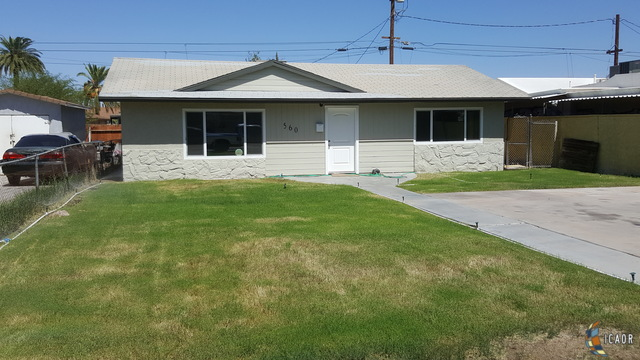 Photo of 560 W VINE ST, El Centro Imperial Valley Real Estate and Imperial Valley Homes for Sale