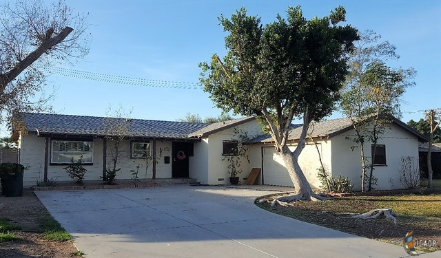 Photo of 705 YUCCA DR, El Centro Imperial Valley Real Estate and Imperial Valley Homes for Sale