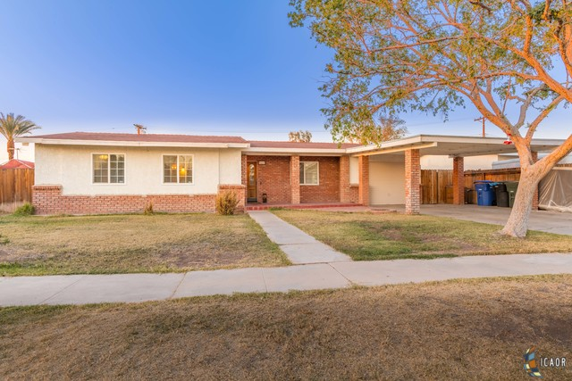 Photo of 1284 DRIFTWOOD DR, El Centro Imperial Valley Real Estate and Imperial Valley Homes for Sale