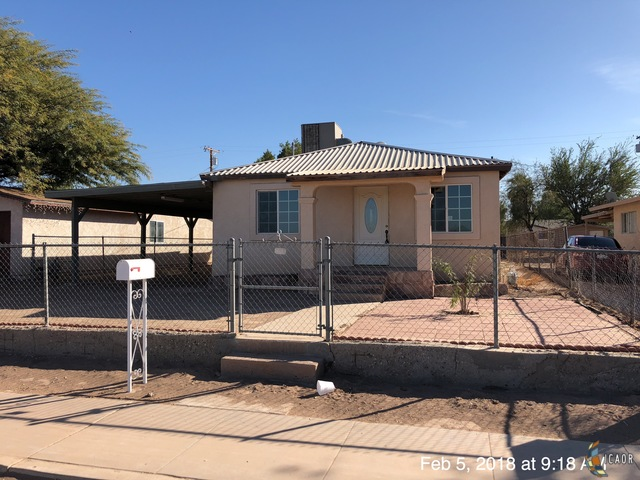 Photo of 530 TAMARACK ST, Holtville Imperial Valley Real Estate and Imperial Valley Homes for Sale
