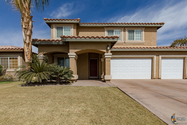 Photo of 1674 FARMER DR, El Centro Imperial Valley Real Estate and Imperial Valley Homes for Sale