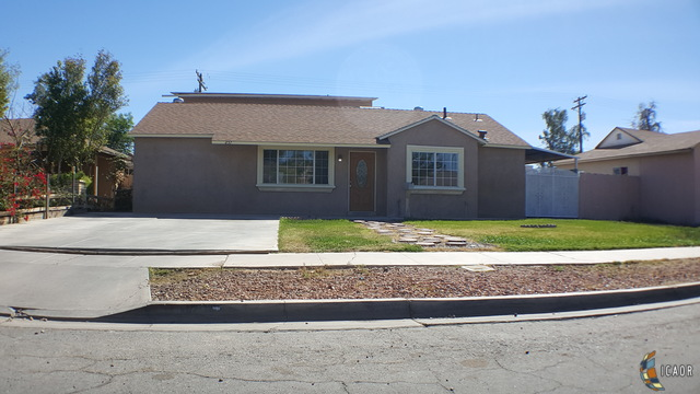 Photo of 857 SCOTT AVE, El Centro Imperial Valley Real Estate and Imperial Valley Homes for Sale