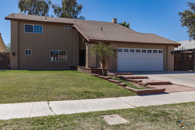 Photo of 1767 Desert Gardens, El Centro Imperial Valley Real Estate and Imperial Valley Homes for Sale