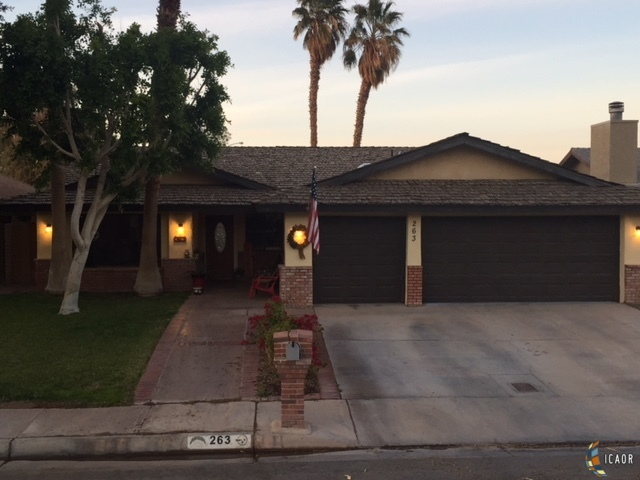 Photo of 263 RIVERWOOD DR, Brawley Imperial Valley Real Estate and Imperial Valley Homes for Sale
