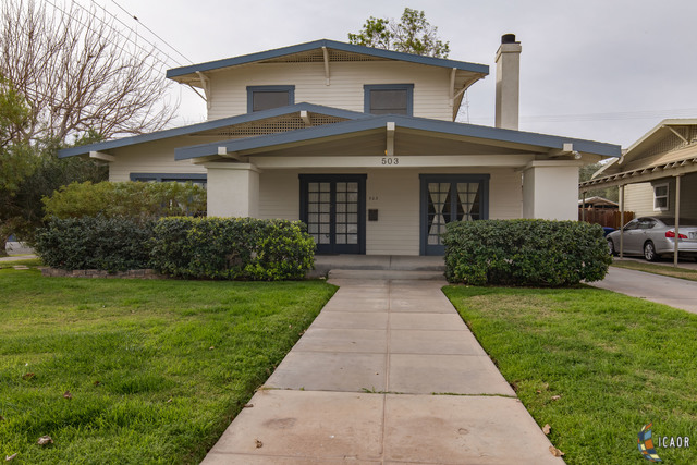 Photo of 503 WENSLEY AVE, El Centro Imperial Valley Real Estate and Imperial Valley Homes for Sale