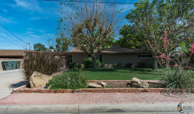 Photo of 633 W D ST, Brawley Imperial Valley Real Estate and Imperial Valley Homes for Sale